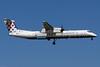 Croatia Airlines Bombardier DHC-8-402 (Q400) 9A-CQB (msn 4211) ZRH (Paul Bannwarth). Image: 924143.