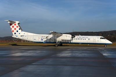 """25 Years"" logo on the rear fuselage"
