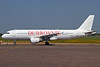 Dubrovnik Airline (Astraeus) Airbus A320-211 G-STRP (msn 136) SEN (Keith Burton). Image: 906396.