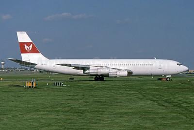 Avistar Airlines Boeing 707-328C 5B-DAZ (msn 19521) LGW (SPA). Image: 951770.