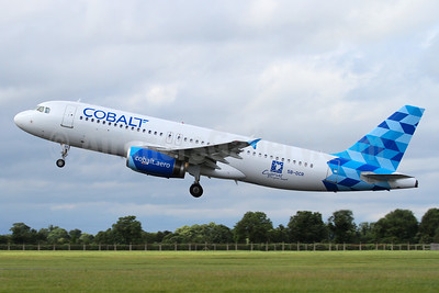 Inaugural flight from Dublin on July 9, 2016