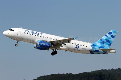 Cobalt Air (cobalt-aero) Airbus A320-232 5B-DDC (msn 3259) ZRH (Andi Hiltl). Image: 939040.