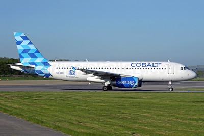 Cobalt Air (cobalt-aero) Airbus A320-232 5B-DDC (msn 3259) LGW (Antony J. Best). Image: 942324.