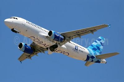 Cobalt Air (cobalt-aero) Airbus A320-232 5B-DCR (msn 928) PMI (Javier Rodriguez). Image: 933410.