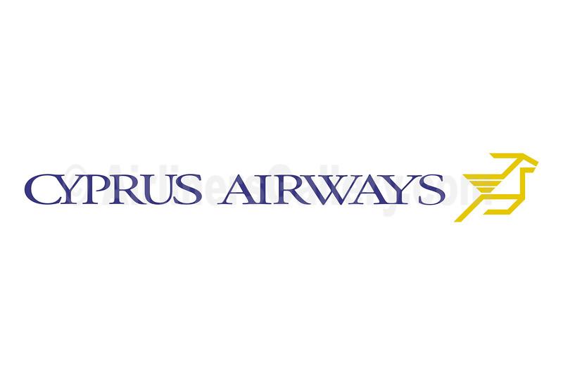 1. Cyprus Airways (1st) logo