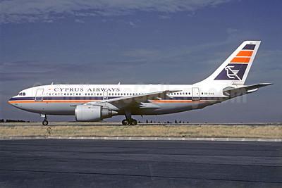 Cyprus Airways Airbus A310-203 5B-DAQ (msn 300) CDG (Christian Volpati). Image: 926071.