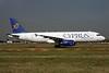 Cyprus Airways Airbus A320-231 5B-DBB (msn 256) LHR (Antony J. Best). Image: 902056.