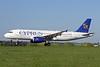 Cyprus Airways Airbus A320-232 5B-DCJ (msn 2108) ZRH (Andi Hiltl). Image: 922654.