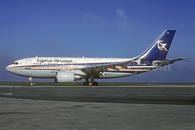 Cyprus Airways Airbus A310-204 5B-DAX (msn 486) CDG (Christian Volpati). Image: 926072.