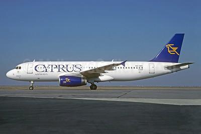 Cyprus Airways Airbus A320-231 5B-DBD (msn 316) CDG (Christian Volpati). Image: 926073.