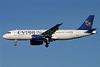 Cyprus Airways Airbus A320-231 5B-DBD (msn 316) LHR (Antony J. Best). Image: 901440.