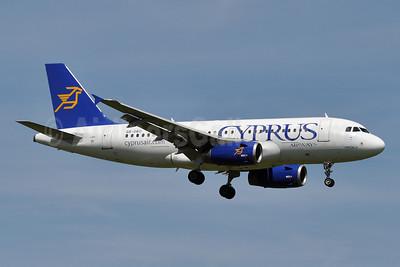 Cyprus Airways Airbus A319-132 5B-DBO (msn 1729) MUC (Tony Storck). Image: 907079.