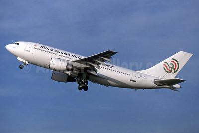 Kibris Turkish Airlines-KTHY Airbus A310-203 TC-JYK (msn 172) LHR (SPA). Image: 940882.