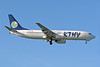 Kibris Turk Yollari-KTHY Boeing 737-8S3 TC-MSO (msn 29246) STN (Keith Burton). Image: 900373.