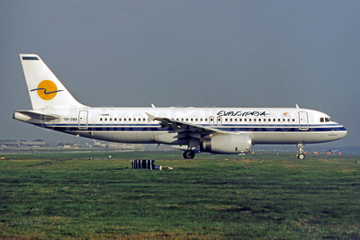 "Airline Color Scheme - Introduced 1992 - ""Akamas"""