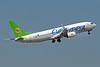 Eurocypria Airlines Boeing 737-8Q8 WL 5B-DBR (msn 30720) MAN (Rob Skinkis). Image: 903111.