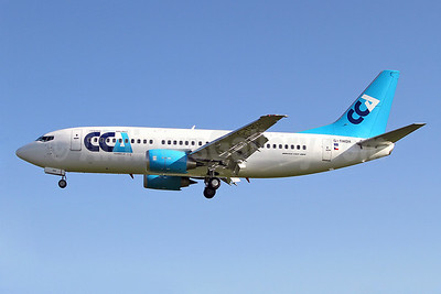CCA-Central Charter Airlines