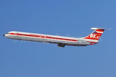 "CSA's ""OK Jet"" livery"