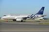 Czech Airlines-CSA Airbus A319-112 OK-PET (msn 4258) (SkyTeam) AMS (Ton Jochems). Image: 938212.