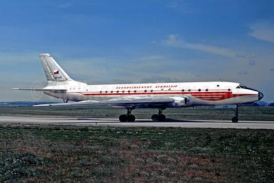 Ceskoslovenske Aerolinie Tupolev Tu-104A OK-LDC (msn 76600602) ORY (Christian Volpati). Image: 948571.