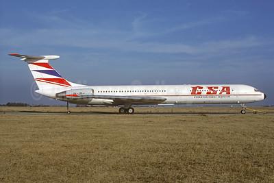 CSA-Ceskoslovenske Aerolinie (Czech Airlines) Ilyushin Il-62M OK-JBI (msn 2932748) PRG (Christian Volpati Collection). Image: 931425.