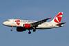 Czech Airlines-CSA Airbus A319-112 OK-MEK (msn 3043) LHR (SPA). Image: 940351.