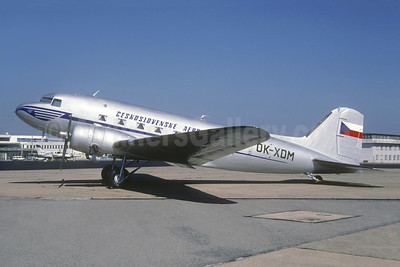 Airline Color Scheme - Introduced 1957 - Preserved Aircraft