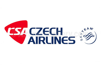 1. Czech Airlines - CSA logo
