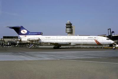 Genius Air (JAT) Boeing 727-2H9 YU-AKF (msn 21038) ZRH (Rolf Wallner). Image: 951039.