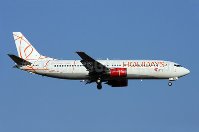 Holidays-Czech Airlines (CSA) Boeing 737-436 OK-WGY (msn 25839) AYT (Andi Hiltl). Image: 907383.