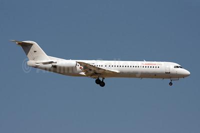 Sirocco Aviation (flysirocco.com) (Denim Air) Fokker F.28 Mk. 0100 (Fokker 100) PH-LNE (msn 11322) PMI (Michael Stappen). Image: 907125.
