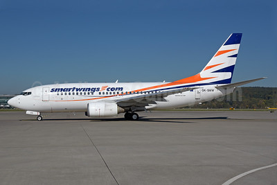 SmartWings (smartwings.com) Boeing 737-7Q8 OK-SWW (msn 28254) ZRH (Rolf Wallner). Image: 939554.