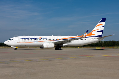 SmartWings (smartwings.com) Boeing 737-8GQ WL OK-TSO (msn 35793) NUE (Gunter Mayer). Image: 955459.