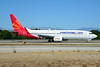 SmartWings (smartwings.com) (SpiceJet) Boeing 737-8GJ WL VT-SGQ (msn 37365) (SpiceJet colors) AYT (Ton Jochems). Image: 920710.