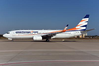 SmartWings (smartwings.com) Boeing 737-804 WL OK-TSH (msn 28231) AYT (Ton Jochems). Image: 939816.