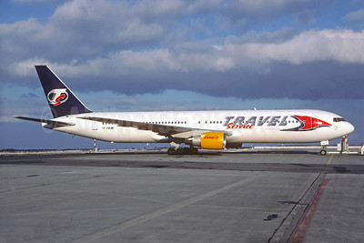 Travel Service Airlines (Czech Republic) (Icelandair) Boeing 767-383 ER TF-FIB (msn 25365) CPH (Christian Volpati Collection). Image: 934937.