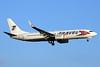 Travel Service Airlines (Czech Republic) Boeing 737-8K5 WL OK-TVP (msn 32907) PMI (Eurospot). Image: 939918.