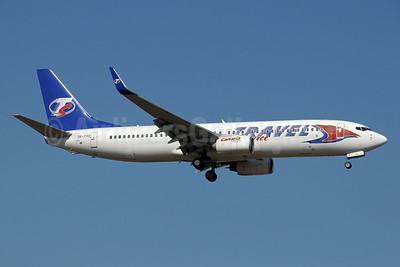 Travel Service Airlines (Czech Republic) Boeing 737-8CX WL OK-TVO (msn 32360) AYT (Paul Denton). Image: 912598.