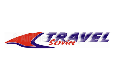 1. Travel Service Airlines logo