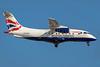 British Airways Sun-Air of Scandinavia Dornier 328-310 (328JET) OY-NCU (msn 3122) MAN (Rob Skinkis). Image: 937767.
