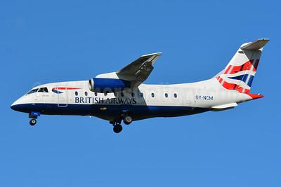 British Airways Sun-Air of Scandinavia Dornier 328-310 (328JET) OY-NCM (msn 3190) TLS (Paul Bannwarth). Image: 946557.