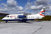 British Airways Sun-Air of Scandinavia Dornier 328-310 (328JET) OY-NCM (msn 3190) BLL (Ton Jochems). Image: 937766.