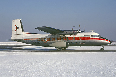 Cimber Air (1st) Nord 262A-27 OY-BKR (msn 47) ARN (Christian Volpati Collection). Image: 946431.