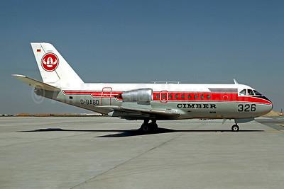 The short-lived VFW-Fokker VFW614 jetliner