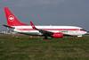 Cimber Sterling Boeing 737-7L9 WL OY-MRG (msn 28010) LGW (Antony J. Best). Image: 903107.