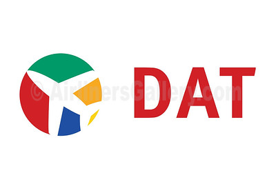 1. DAT - Danish Air Transport logo