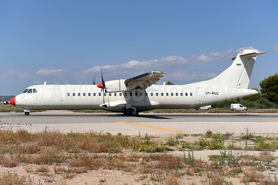 Danish Air Transport-DAT ATR 72-202 OY-RUG (msn 509) PMI (Ton Jochems). Image: 943434.