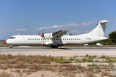 Danish Air Transport-DAT ATR 72-202 OY-RUG (msn 509) PMI (Ton Jochems). Image: 943434.