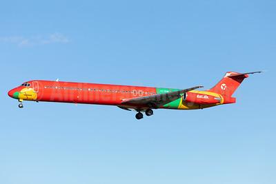 dat.dk (DAT-Danish Air Transport) McDonnell Douglas DC-9-83 (MD-83) OY-RUE (msn 49936) ARN (Stefan Sjogren). Image: 942567.