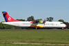 Danish Air Transport-DAT ATR 72-202 OY-RUB (msn 301) SEN (Keith Burton). Image: 920318.